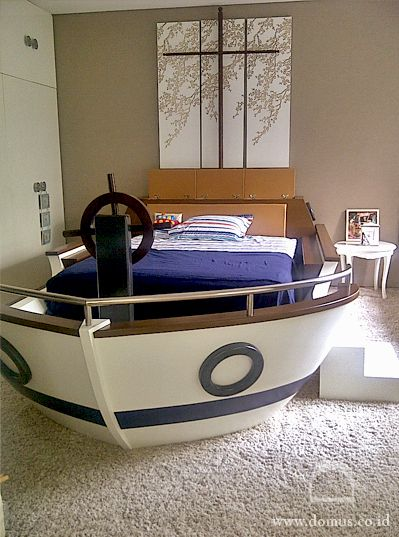 17 Best Ideas About Boat Beds On Pinterest Kid Beds Boy