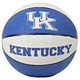 Kentucky Wildcats Mini Basketball