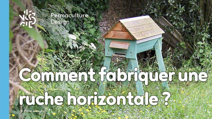 112 best articles sur la permaculture images on pinterest - Comment fabriquer une ruche ...