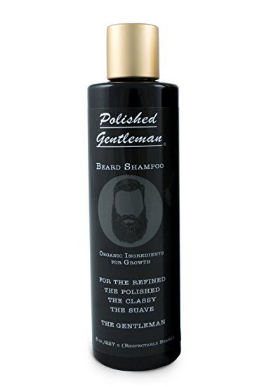 Beard Growth and Thickening Shampoo – With Organic Beard Oil – For Best Beard Look – For… Review