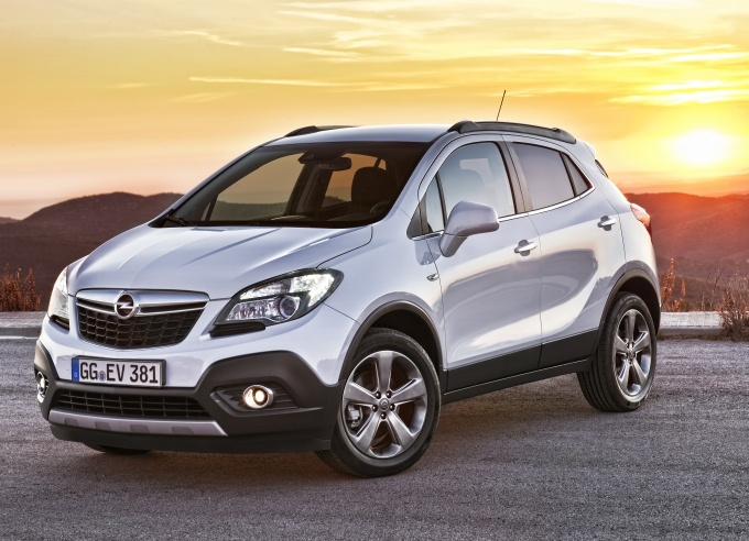 Opel Mokka  http://www.cochessegundamano.es/opel/mokka/