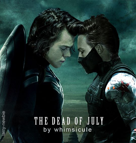 If you like the Avengers and Larry, do yourself a favor and read this on ao3.