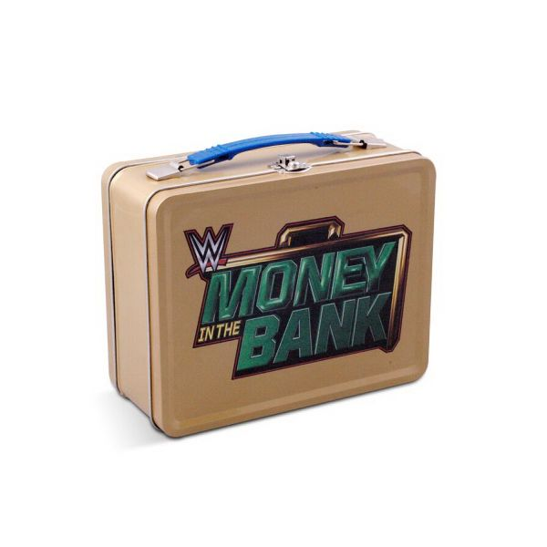 Available in multiple sizes to choose from, this Tin Lunch Box can be customized via full color print to fit your brand's style. Make a great giveaway at next events with this Cookie Tin Box / Lunch Box.
