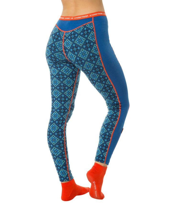 ROSE PANT - Wool Baselayer - Wool & Technical Baselayer - SHOP | Kari Traa