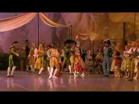 Marie-Agnès Gillot & Jean Guillaume Bart Don Quichotte