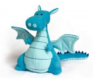 Are these the cutest dragon plushies evah?