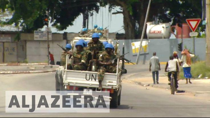 Heavy gunfire heard in Ivory Coast second-largest city