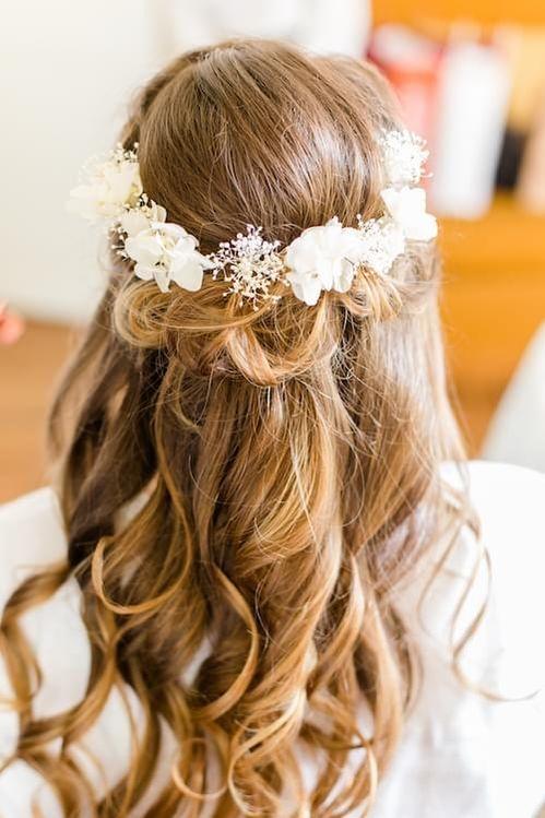 10 couronnes de fleurs qui donnent envie de se marier