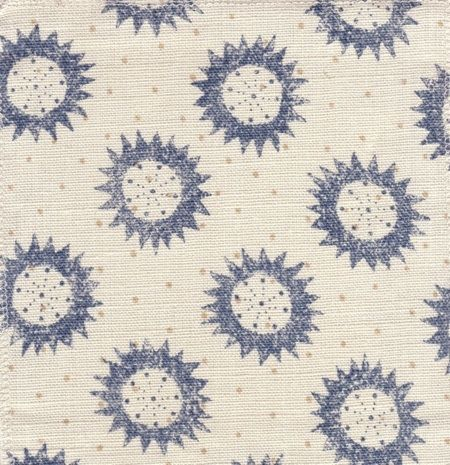 Borderline Fabric  Star, by Enid Marx (a second cousin of Karl Marx).