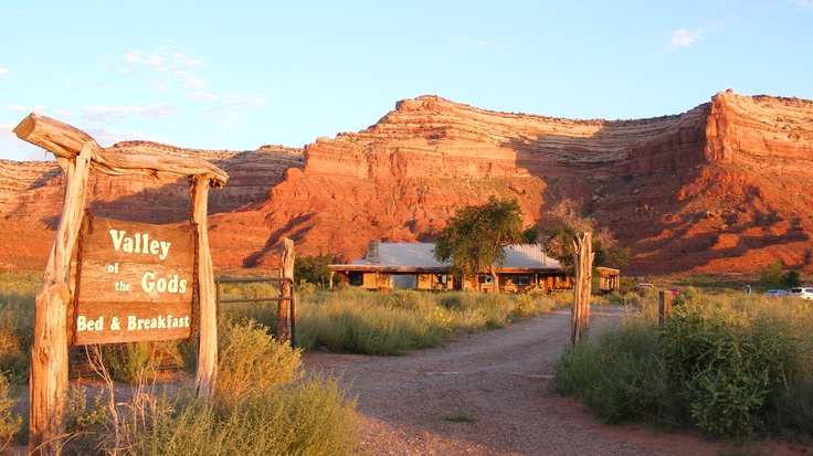 Just spent two great days at The Valley of The Gods B Lovely people. Spectacular views. Real southwestern experience