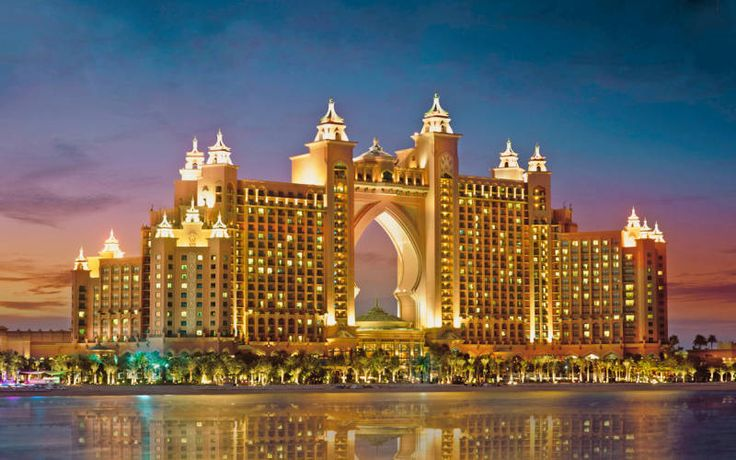 A Visit To Atlantis, The Palm: A Must do in Dubai
