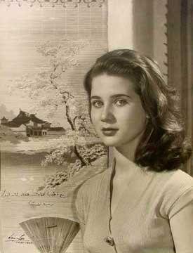 Zubaida Tharwat.....Egyptian actress