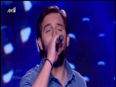 The Voice Of Greece 2 - Πετρος Παναγουλης [Η Νυχτα μυριζει γιασεμι]..22/...
