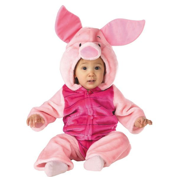 Baby Piglet Costume Deluxe Little Future Taters