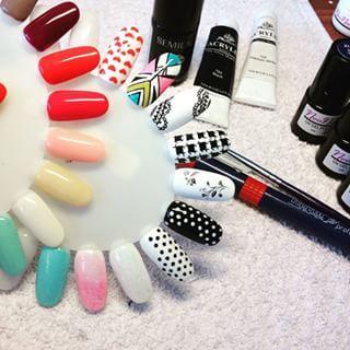 semilac nails koronka - Szukaj w Google
