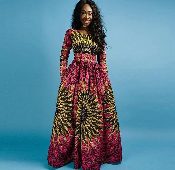 African Fashion Dresses Com