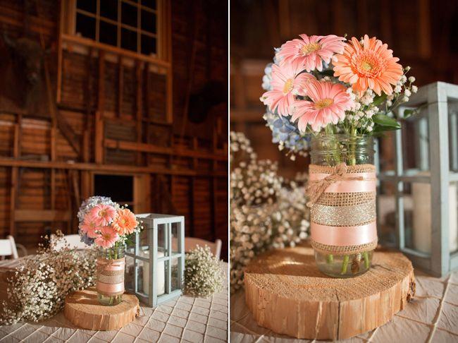Fall Barn Wedding: Matt And Tara