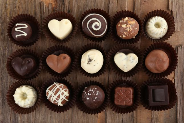 Chocolate variety >>> follow the link to choose one