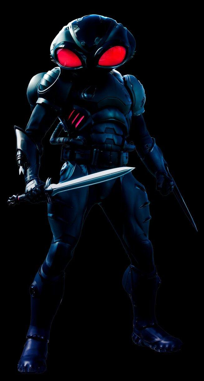 Black Manta By Hz Designs Black Manta Aquaman Marvel Cinematic