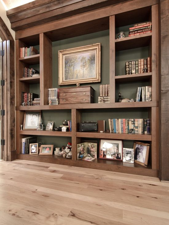 63 best LibraryBuilt in Shelves images on Pinterest Book