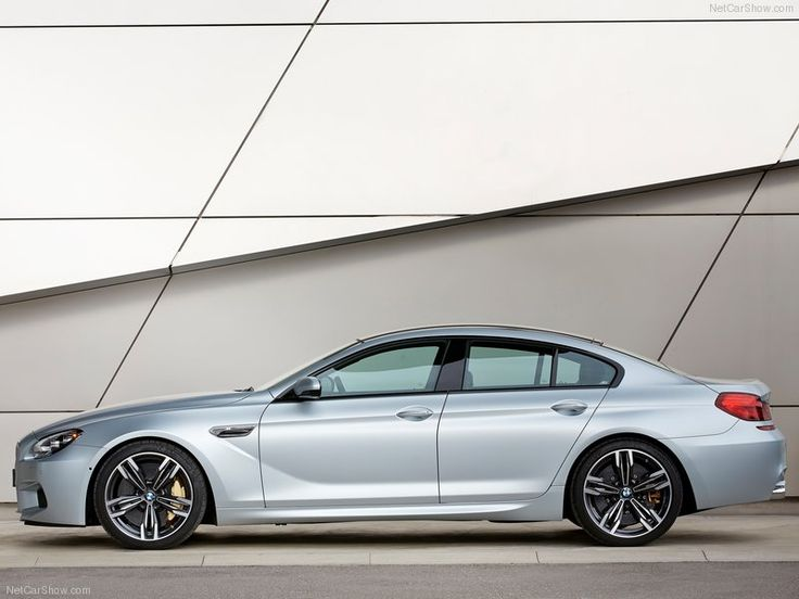 2012 BMW M6 Gran Coupe 5.4L Bi-turbocharged V8. The BMW 6 Series Gran Coupe was unveiled in 2012 Geneva Motor Show. It is a four-door saloon to provide a rival to the Audi A7 and Mercedes-Benz CLS. Initially shown as the Gran Coupe Concept in 2010, which was based on the 2007 CS Concept, the Gran Coupe is available in 640i, 640d and 650i models, as well as the M6.