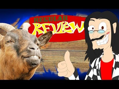 Goat Simulator - Regular Review