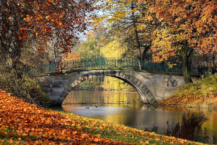 Georgengarten Park, Hannover, Germany