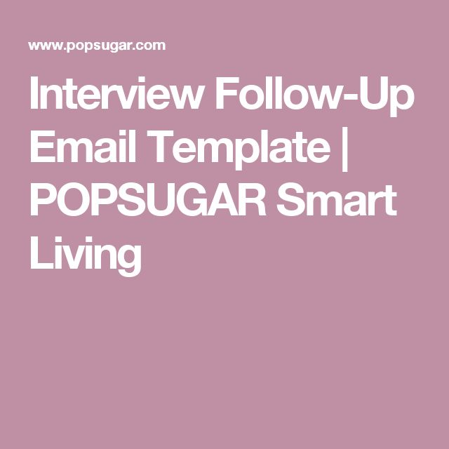 Best 25+ Interview follow up email ideas on Pinterest Landing - follow up email after sending resume