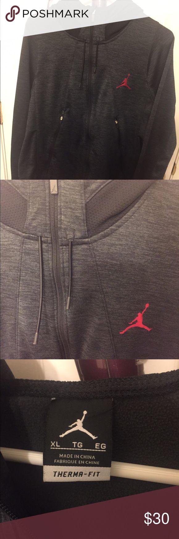 a81f99cf655032 ... velour pants Nike Air Max Wright - Men s Men s Jordan Thermafit jacket  size xl excellent Nike Advance Jogging ...