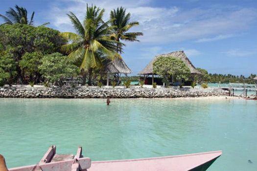 Tabon Te Keekee, North Tarawa, Kiribati