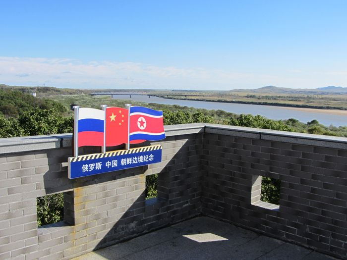 1990- Fed up with North Korea's $10 billion in unpaid loans, & no longer interested in the international proletariat, Russia grants diplomatic relations to North Korea's rival South Korea. China will follow suit 2 years later. Without cheap oil from its former allies, North Korea's factories shut down & it has nothing to export. Electricity is shut off to save power, closing down coal mines, which worsens the power shortage.