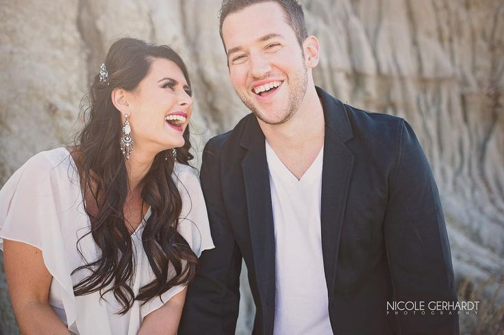 Engagement Shoot  Photo: Nicole Gerhardt Photography Makeup: Face by Meagan