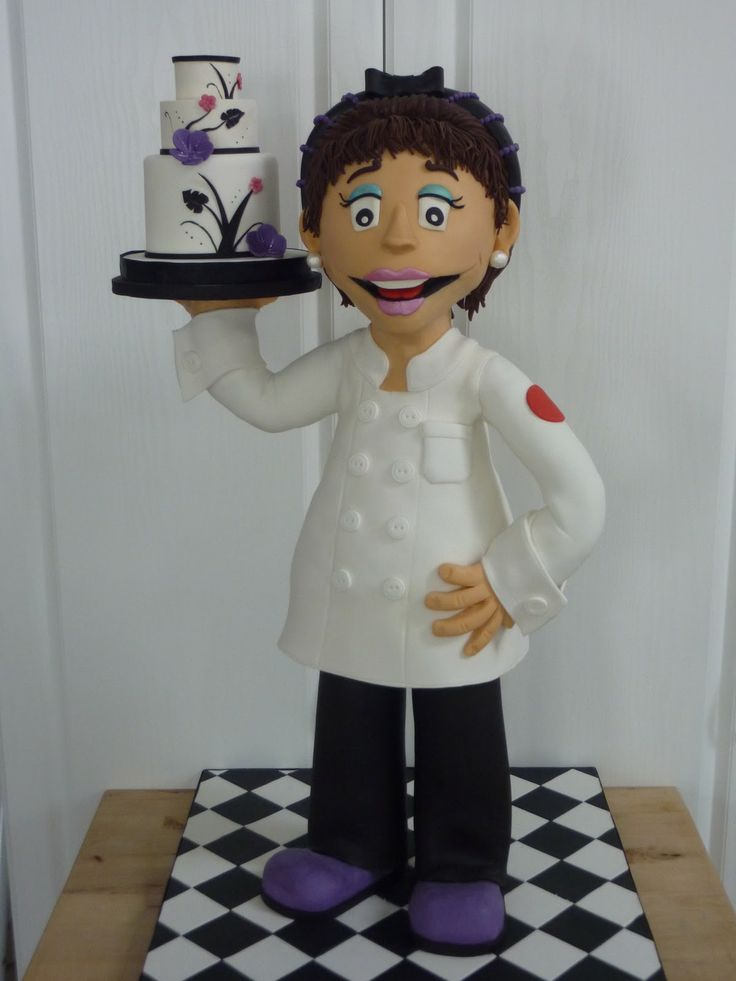 chef wedding cake toppers 1000 images about porcelana fria personajes polymer 12633