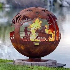 1000 images about fire pit on pinterest fire pits. Black Bedroom Furniture Sets. Home Design Ideas