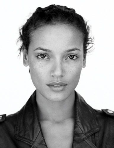 Selita Ebanks. So beautiful