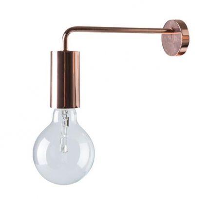 Cool falikar réz – Falilámpák - ID Design Kiegészítők - Lámpa