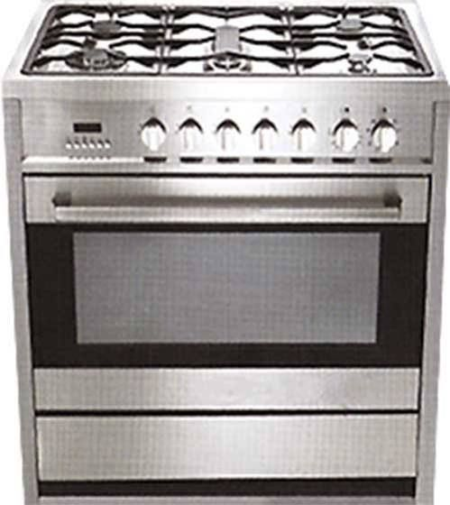 36 inch wide slide in gas stove