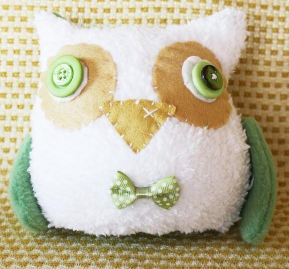 Orli the Owl is part of the BOO!beloobie range of animals.