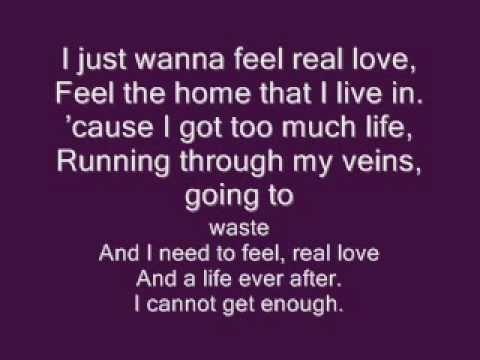 Robbie Williams- Feel (lyrics)