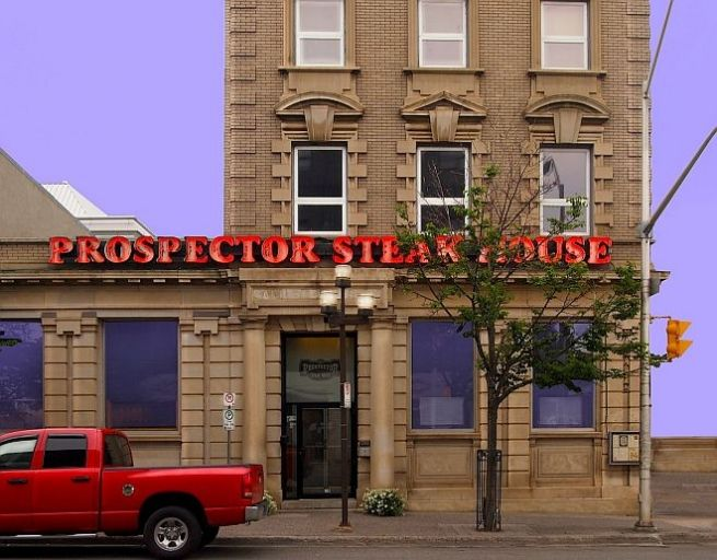 The Prospector Steakhouse - Great Steaks and Prime Rib, A Family Tradition for 28 years - Thunder Bay, Northern Ontario, Canada