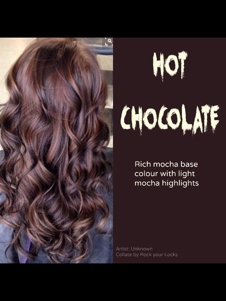 best 25 chocolate hair colors ideas on pinterest