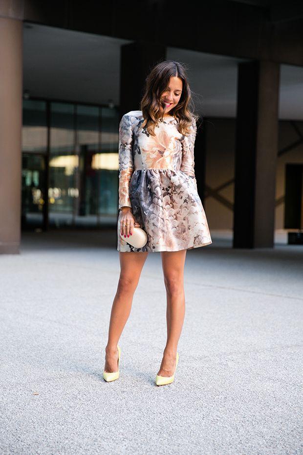 Idea transformación de vestido