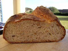 A Typical German Bread Recipe