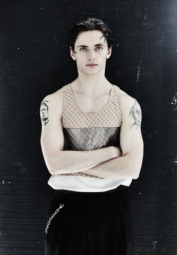 Sergei Polunin, ballet dancer (Royal Ballet's youngest ever principal) ©Ivan Kaydash. TENMAG Magazine July-August 2014