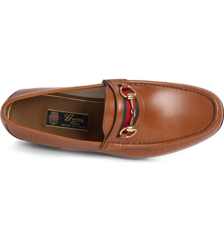 Main Image - Gucci 'New Classic' Bit Loafer (Men)