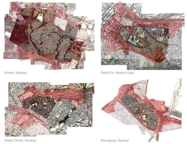 Kirsten Caudill: Desire Lines in Divided Spaces: An Analysis of Spatial Segregation and the Architecture of the Edge. Image Cortesía de Washington University in St. Louis