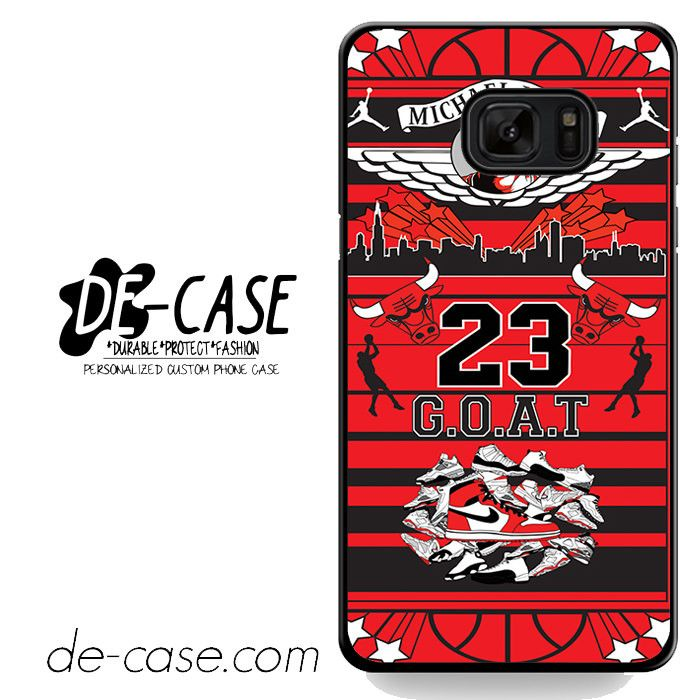 Michael Jordan Too Fly DEAL-7172 Samsung Phonecase Cover For Samsung Galaxy Note 7