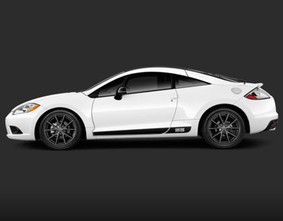 "Check out new work on my @Behance portfolio: ""2012 Mitsubishi Eclipse SE"" http://on.be.net/11VRD6f"