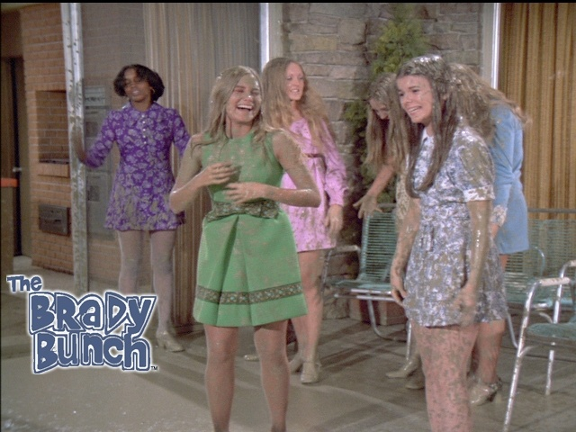 Carol Brady In Pantyhose
