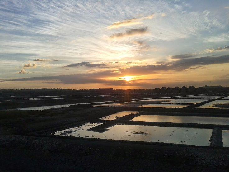 Sunset di Jeneponto